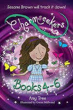 Charmseekers: Books 4-6 by Amy Tree (Paperback) New Book