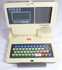 Vintage 1986 Vtech Talking Whiz Kid  Learning Laptop Computer Educational Works