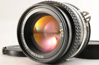【NEAR MINT】 NIKON NIKKOR AIS 50mm F/1.4 1:1.4 MF Lens For F Mount From JAPAN