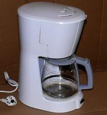 Bosch TKA3A011 Kaffeemaschine Glaskanne Warmhalteplatte 15Tassen 1100W Weis
