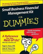 Small Business Financial Management Kit For Dummies by Tage C. Tracy, John A. T