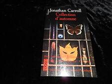 Jonathan Carroll: Collection D' Fall (Pocket Edition 2000 And