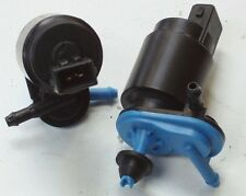 Washer Pump for VW Golf, Caddy, Polo, Passat, Sharan, with later type connector