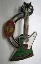 Hard Rock Cafe MELBOURNE 2002. Rare Pin (P3)