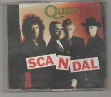queen - scandal rare cd single