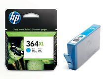 Genuine HP 364XL Cyan Ink Cartridges for PhotoSmart 5510 5520 6520 7520 B110a