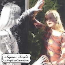 Looking Glass Conversations * by Alysson Light (CD, Aug-2003, Woldrous World...