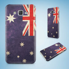 SAMSUNG GALXY J SERIES PHONE CASE BACK COVER|AUSTRALIA COUNTRY FLAG