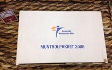 NEDERLAND 2006 - EUROMUNTEN - MUNTROLPAKKET - MUNTROLLEN PAKKET - YEARPACK