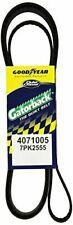 NEW Goodyear Gatorback 4071005 Serpentine Belt Dodge Ram 2500 8.0 V10