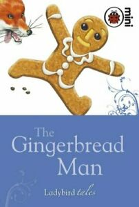 The Gingerbread Man: Ladybird Tales by Ladybird Hardback Book The Cheap Fast
