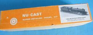 Boxed Nu-Cast White Metal 4mm Kit NC113 LNER 02/3 Class 2-8-0 Heavy Freight Loco