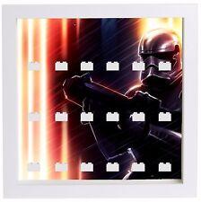 Lego Minifigura Vitrina Marco Star Wars Stormtrooper Minifiguras
