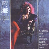 Janis Joplin Very best of (12 tracks, 1968-75) [CD]