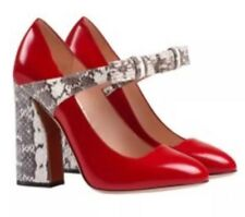 aacee11bf Gucci Women's Block Heels for sale   eBay