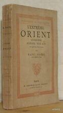 POSTEL L'Extrême Orient Cochinchine Annam Ton-Kin 1882 GRAVURES + 1 CARTE