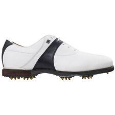 Footjoy Icon Black 2017 Golf shoes 52101 White/Black - 50%25 Discount RRP £295