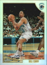 1998-99 Topps Chrome Refractors #57 Dell Curry - NM-MT