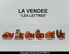 0.3p1c6 Fève à l/'unité Lettres de mon moulin n°2