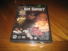 Got Game? We Got Next DVD - Music THE GAME Snoop Dogg JAYDA - Compton Sacramento