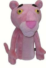 New - Winning Edge Pink Panther Golf Driver Head Cover