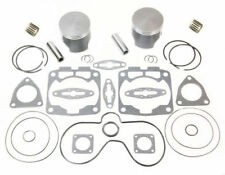 2003 POLARIS 600 CLASSIC TOURING SPI PISTONS,BEARINGS,TOP END GASKET KIT 77.25mm