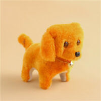 Music Light Cute Robotic Electronic Walking Pet Dog Puppy For Children Kids Toys