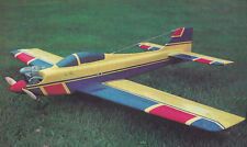 Side Pocket Sport/ Pattern Airplane Plans, Templates and Instructions 57ws