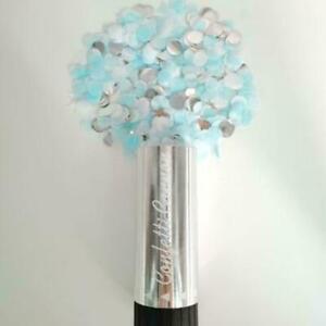 Compressed Air Confetti Cannon Wedding Birthday Baby Hen Popper Shower O1Y4