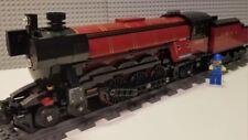 Lego Train Custom Crimson Night #10191 PLEASE READ ITEM DESCRIPTION 10194