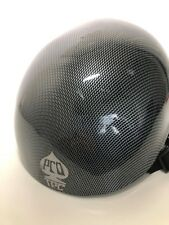 PRO-TEC ACE Snow Free Ride Snow/Ski helmet size XL  carbon fiber print