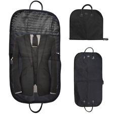 Suit Carry Cover Garment Travel Storage Protector Bag Holder Carrier Black NE8