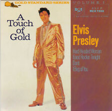 "ELVIS PRESLEY - A Touch Of Gold   EP 7"" 45"