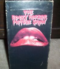 The Rocky Horror Picture Show Tim Curry Susan Sarandon Meatloaf VHS