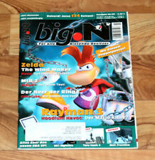 2003 Nintendo 64 Magazine Rayman 3 Tom Clancy's Ghost Recon Splinter Cell Zelda