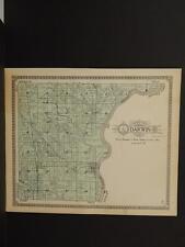 Illinois Clark County Map Darwin Township 1916   J6#83