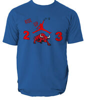 Jordan Basketball Michael T Shirt Unisex Bulls Nba Juko Air Player American Uk L