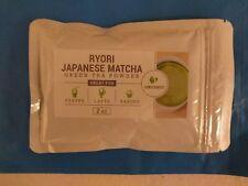 Japanese Matcha Ryori 2 Ounces. Green Tea Powder. New.