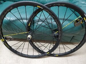 Mavic ksyrium pro UST DCL disc road racing bike bicycle wheelset 700C new
