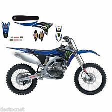 Kit Déco Replica 2014 Blackbird Yamaha Factory Racing YZ125 de 2012