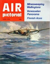 April Aircraft Monthly Transportation Magazines in English