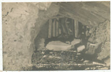 German Underground Hospital, Jersey, four related postcards