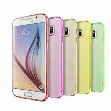 Samsung Galaxy S6 Case, 5 Pack Ace Teah [ Ultra - Thin ] Protective Cover Slim..