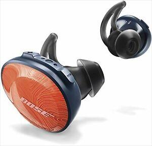 New Bose SoundSport Free Wireless Headphones (BRIGHT ORANGE) Japan Domestic