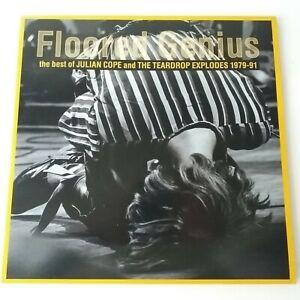 Julian Cope Teardrop Explodes - Floored Genius - Vinyl LP UK 1st 1992 Best Of EX