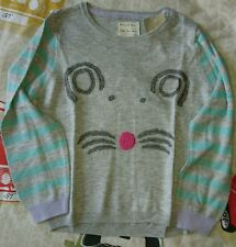 Gorgeous Next mouse jumper, age 5-6yrs BRAND NEW