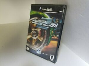 NEED FOR SPEED UNDERGROUND 2 FOR NINTENDO GAMECUBE CIB Complete G64