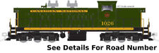 N Rapido 70058 GMD-1 - Canadian National / CN Green/Gold #1015 - DC (DCC Ready)
