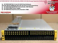 HPE 3PAR M6710 7.2TB 15K SAS (24x 300GB 15K SAS) Storage Expansion Enclosure