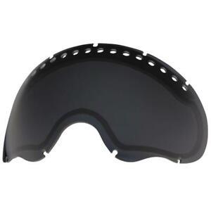 Oakley 01-048 A Frame Replacement Goggle Lens Dark Grey 17% Snow Ski Snowboard